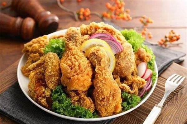 欧巴厨房炸鸡品牌介绍图3