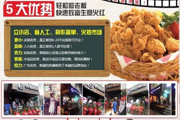 49度韩式炸鸡品牌介绍图2