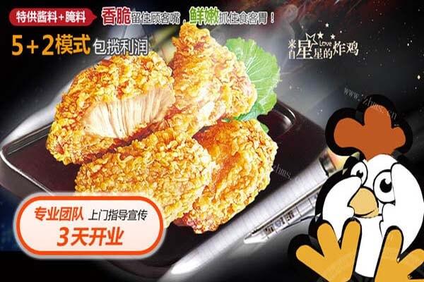 大邱里韩式炸鸡品牌介绍图3