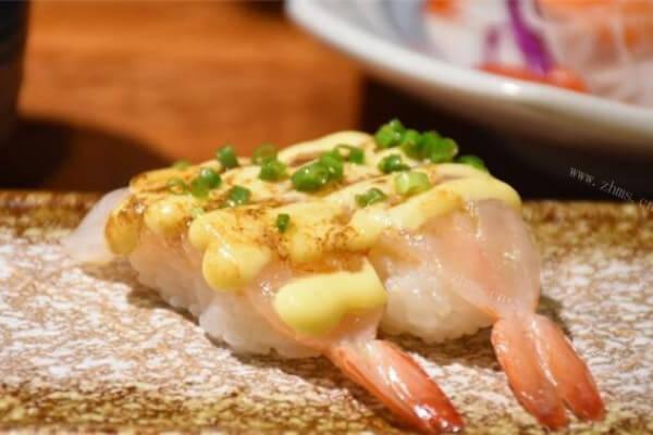 三卷寿司品牌优势