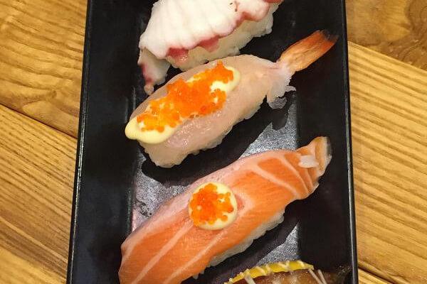 三禾寿司加盟起源