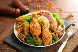kingboo炸鸡品牌介绍图3