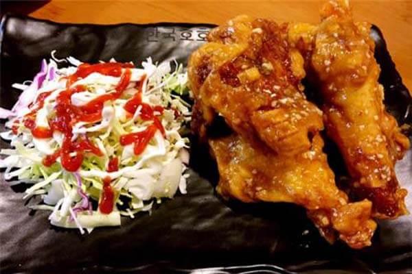 kingboo炸鸡品牌介绍图1