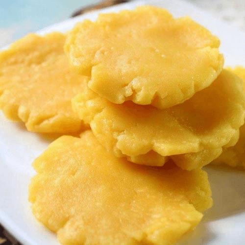 易做的玉米面饼子