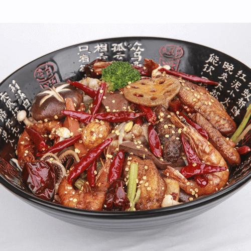 辣味仙香锅