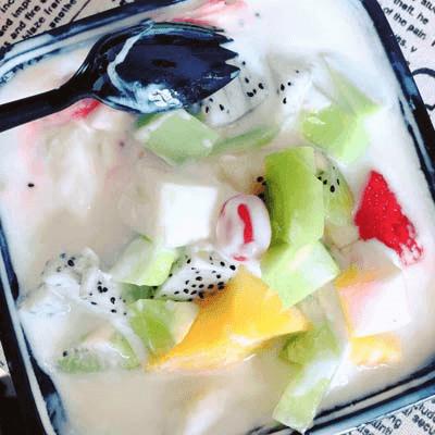 加盟水果撈甜品