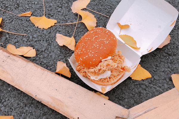 汉堡店的利润有多少