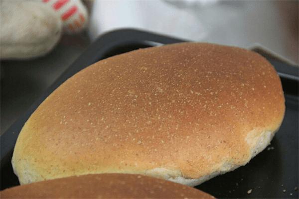 好吃的热狗面包,自己也可以做了第九步