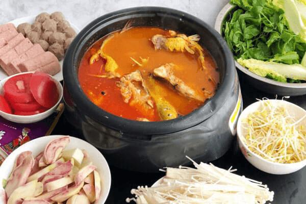 美味的清汤鱼火锅做法超级简单哟第六步
