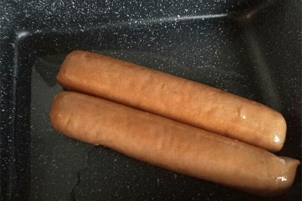 好吃的热狗面包,自己也可以做了第十步