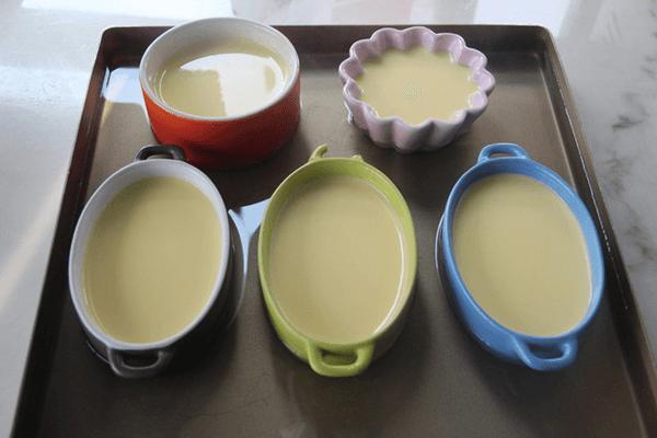 香甜乳酪布丁第八步