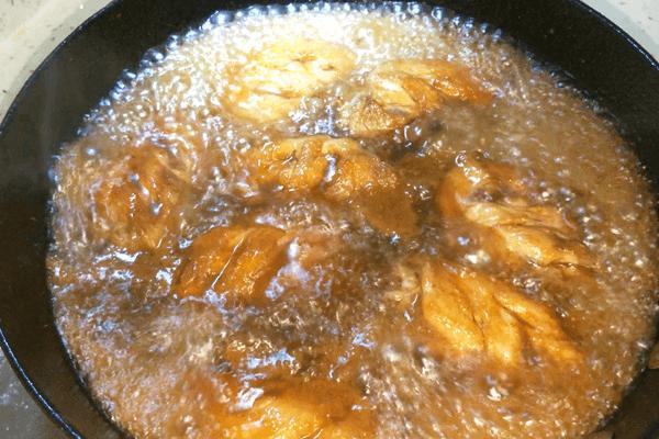 可乐鸡翅,狂欢夏日,美味私房菜!第十一步