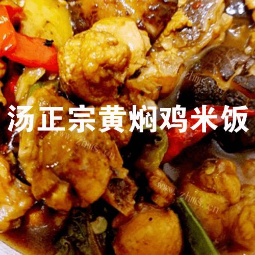 汤正宗黄焖鸡米饭