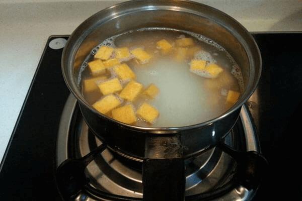 學會南瓜紅棗粳米粥,早餐不用愁第五步