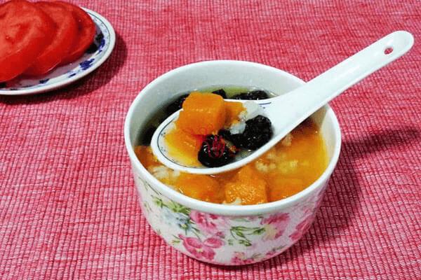 學會南瓜紅棗粳米粥,早餐不用愁第七步