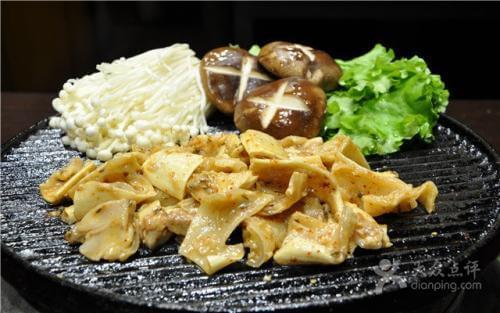 炙子烤肉图1