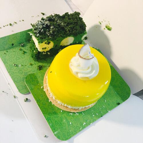 蛋糕房子图1