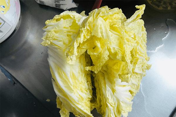 必學的酸酸開胃菜:醋溜白菜第三步