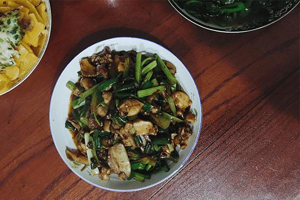 青椒味的麻辣兔丁,滿口都是清香第十四步