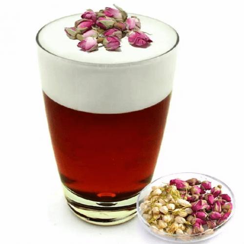 金比卡咖啡奶茶图2