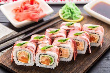 姜太の御寿司图1