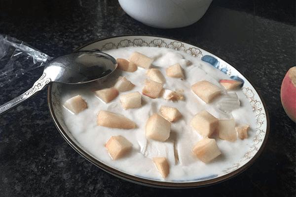 自制牛奶冻,水果随心加第七步