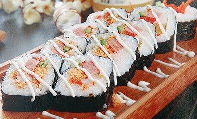 卷米爱寿司图1
