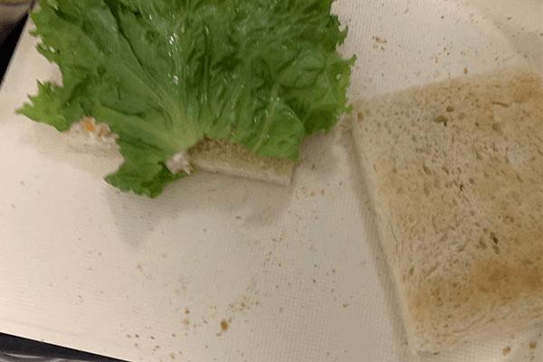 自制三明治,五分钟解决你的早餐问题第五步