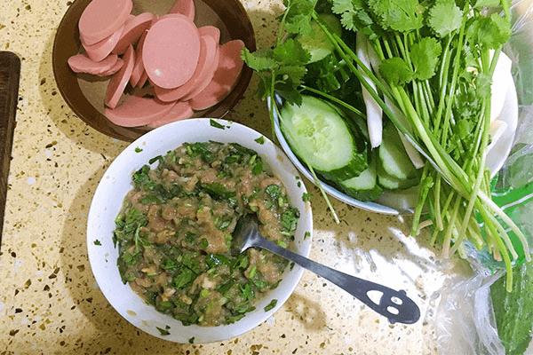 家庭自制簡單火鍋, 食材自己購買自己處理,吃得更放心第六步