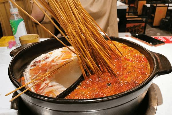 二当家火锅串串撩的是你的胃