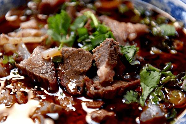 淮南牛肉汤 穿透千年历史文化的力量