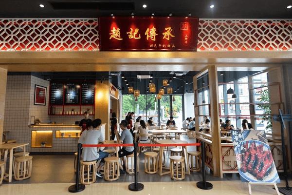 众多甜品品牌中,广州赵记传承为何受到创业投资者们的青睐