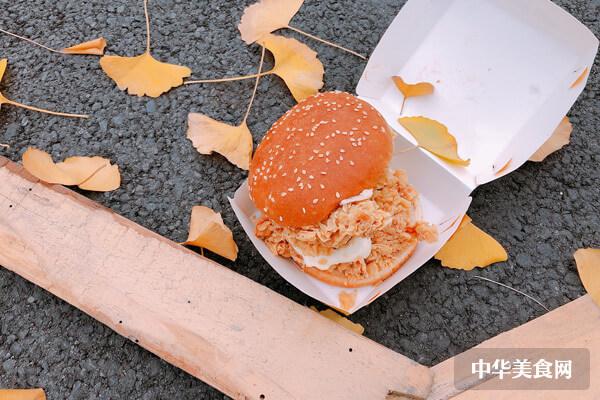 汉堡免加盟