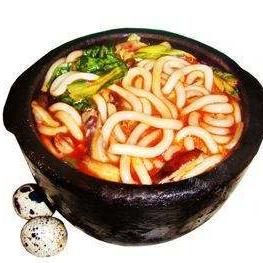 秦嶺人家土豆粉