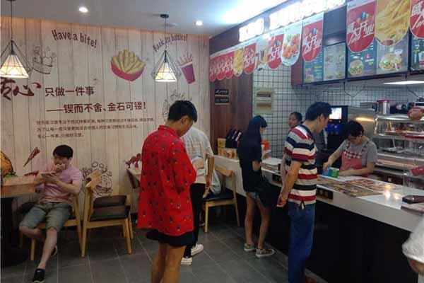 【汉堡店加盟】本土汉堡品牌,更懂中国消费者的心!