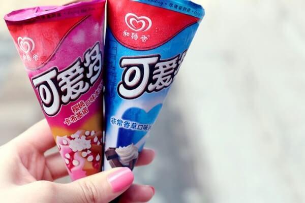 可爱多冰淇淋品牌介绍