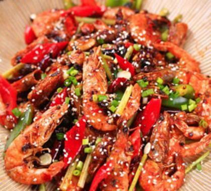 香辣虾图2