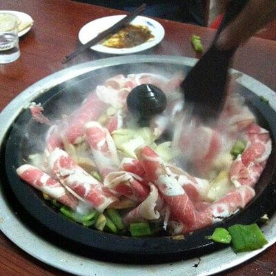 蒙古君王烤肉图1
