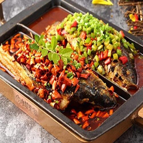 小城渔家烤鱼图3