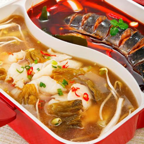 齐祺渔锅鱼火锅