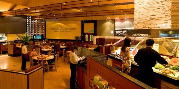 时时乐西餐厅品牌介绍