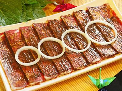 千纸鹤嫩汁烤肉图1