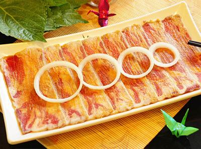 千纸鹤嫩汁烤肉图3