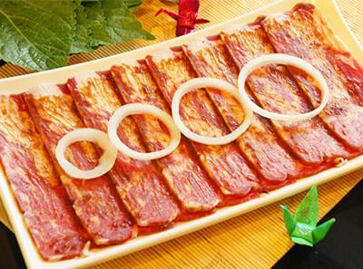 千纸鹤嫩汁烤肉图4