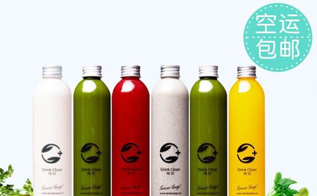 DrinkClean纯饮饮品品牌介绍图2