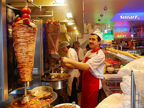 土耳其烤肉图1