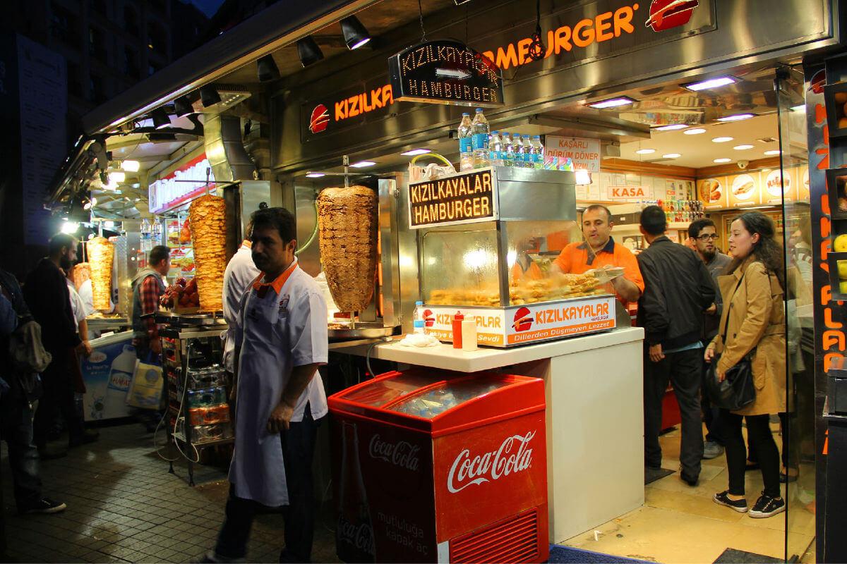 土耳其烤肉图6