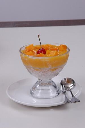 芒果甜品图12