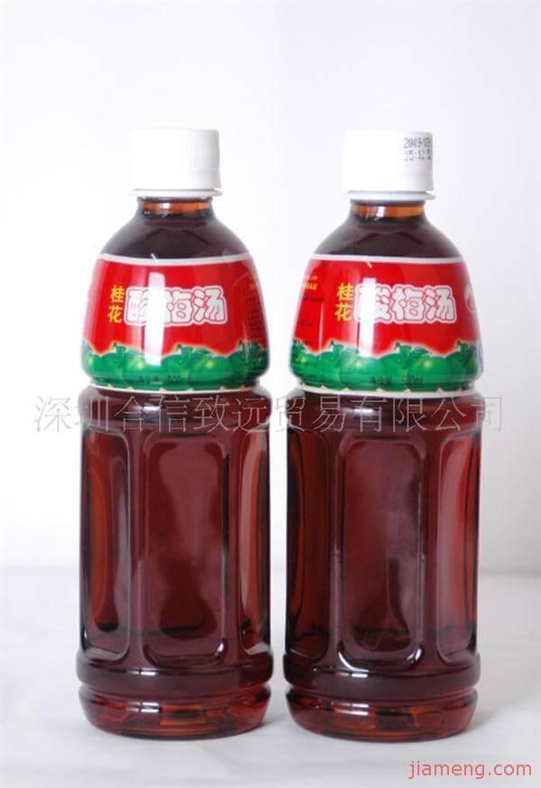 信远斋桂花酸梅汤饮品品牌介绍图3