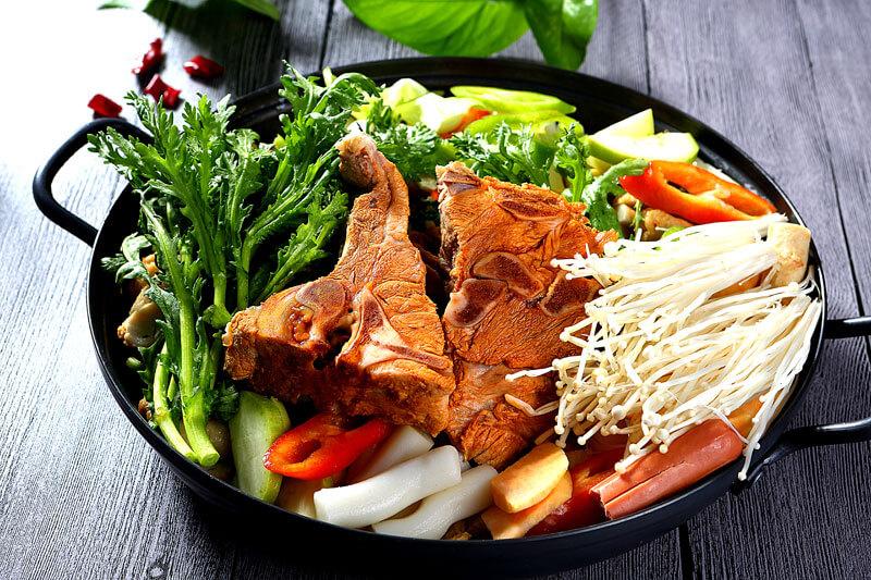 韩安東炖鸡品牌图1